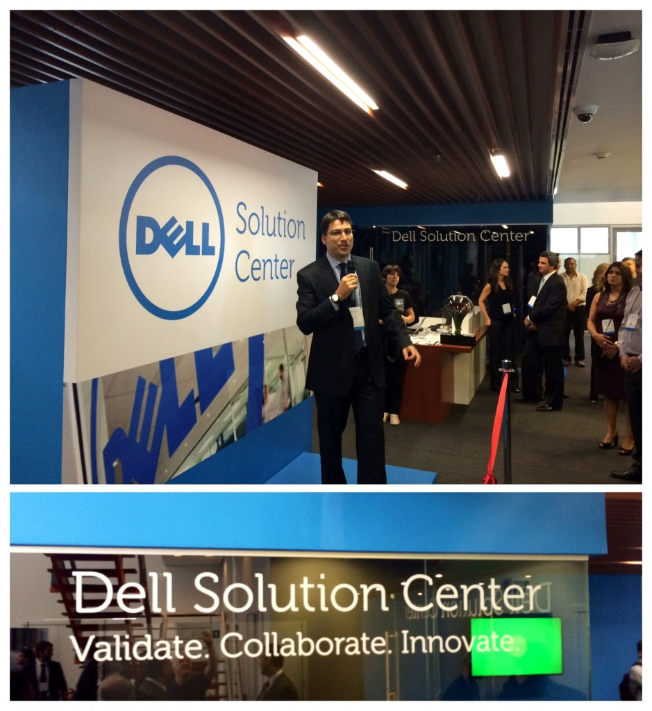 Lançamento Dell Solution Center