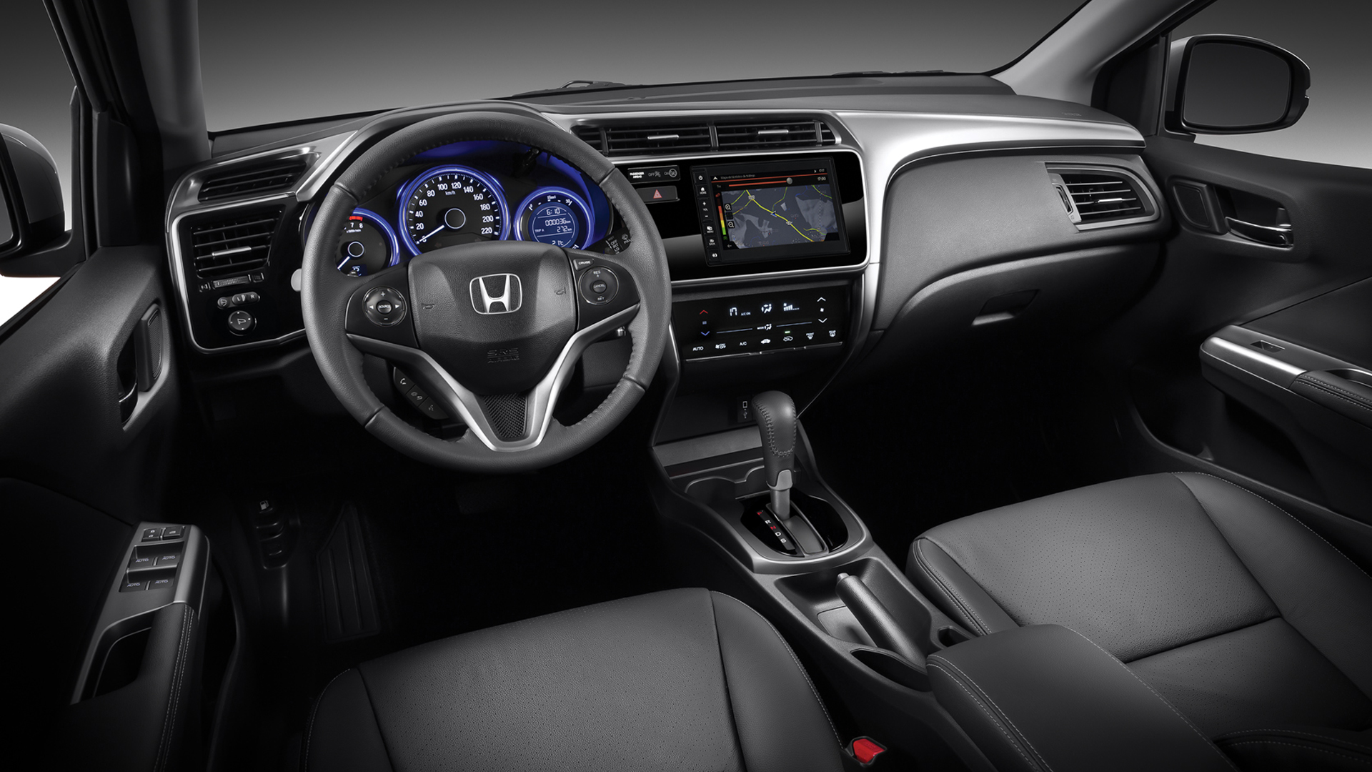 Honda City - Interior