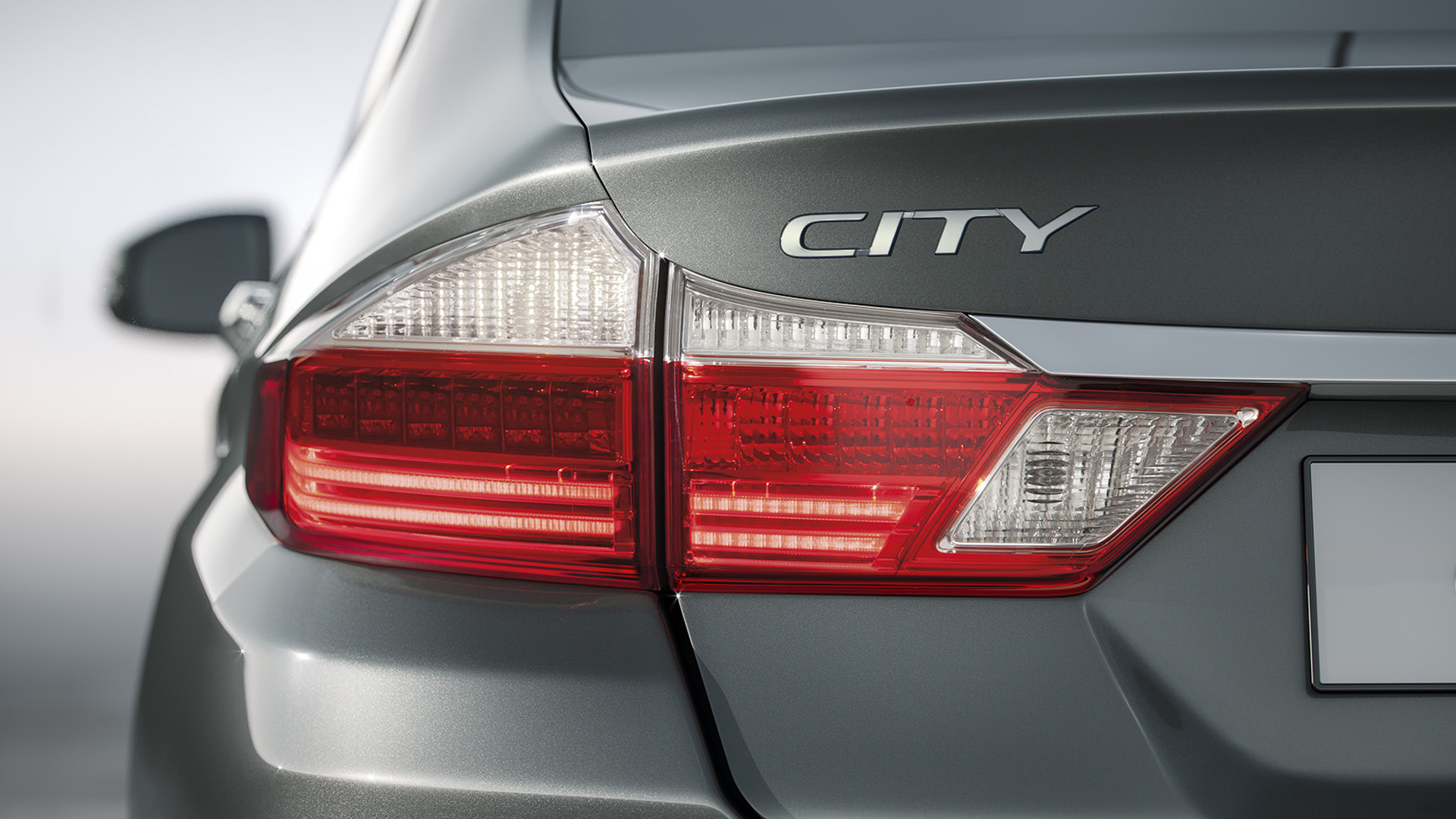 Honda City - Laterna Traseiras LED