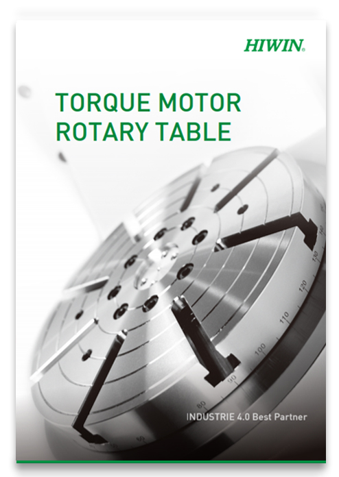 Mesa Rotativa HIWIN (Rotary Table)