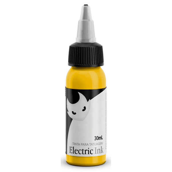 Electric Ink - Amarelo Canário 30ml