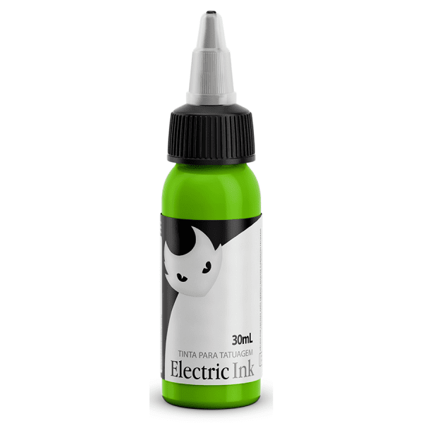 Electric Ink - Amarelo Limao 30ml