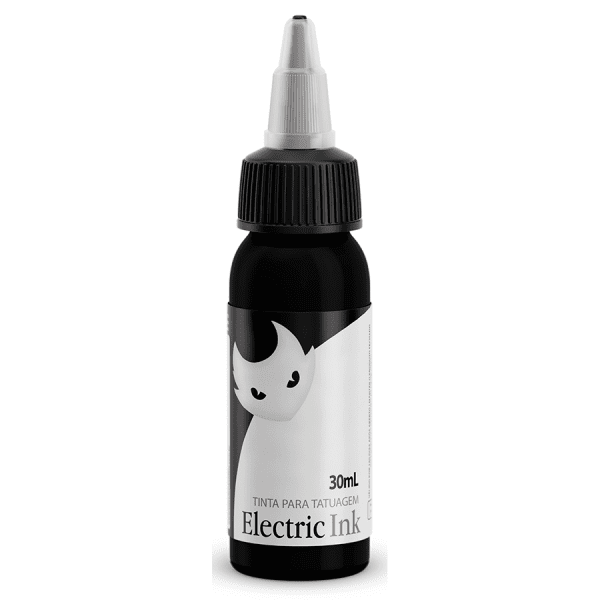 Electric Ink - Preto Linha 30ml