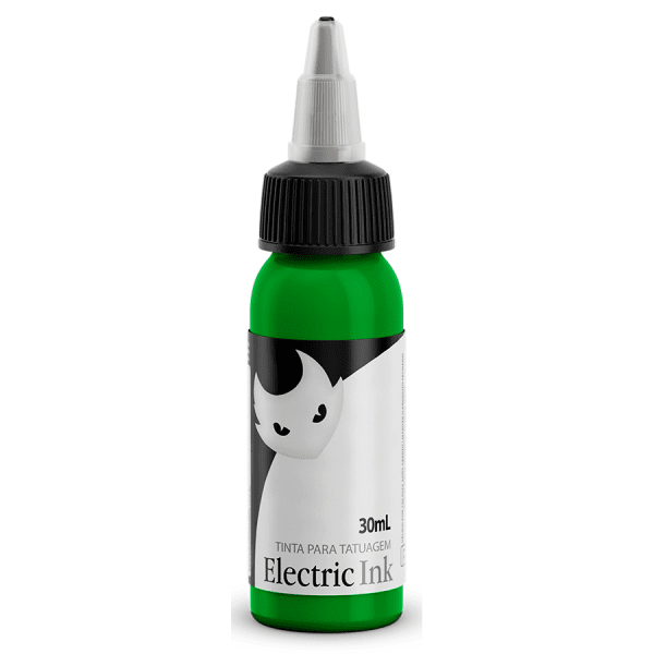 Electric Ink - Verde Limão 30ml