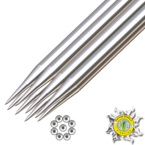 Agulha Soldada Naja Tattoo Needles