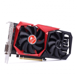 Placa de Vídeo GPU 4Gb GTX1050TI GDDR5 128Bits Colorful