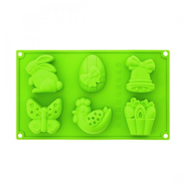 Forma Silicone 'Easter Delight' FR081 - PAVONI