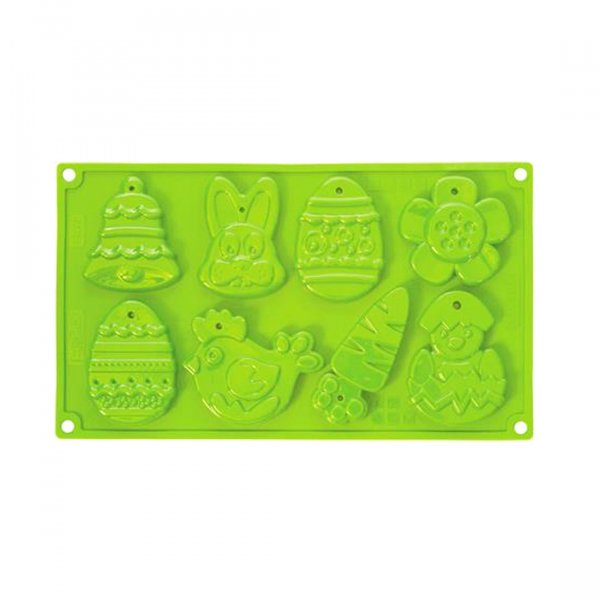 Forma Silicone 'Easter Dolcetti' FR098 - PAVONI
