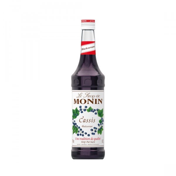 Xarope de Cassis - 700ml - MONIN