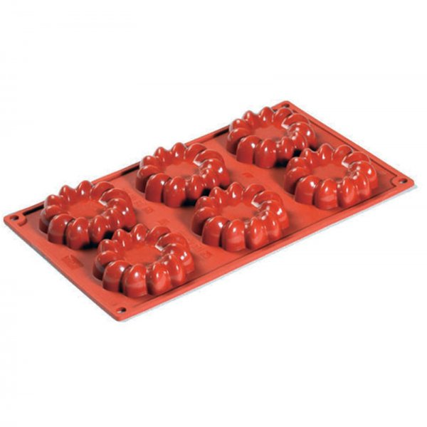 Forma de Silicone ST Honore FR078 - PAVONI