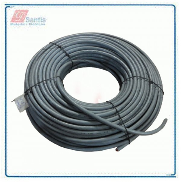CABO SILICONE 200º 4 AWG