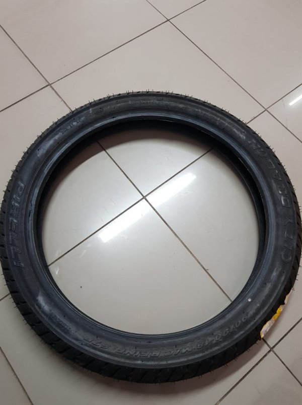 Pneu Pirelli city dragon Cg - 90 90 18