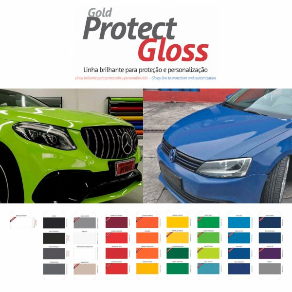 Gold Protect Gloss