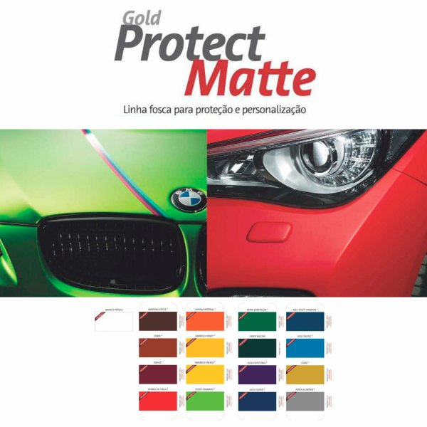 Gold Protect Matte