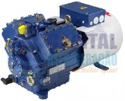 COMPRESSOR BOCK HA4/465-4 220/380V 60HZ 3F R22