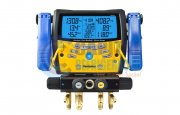 MANIFOLD DIGITAL WIRELESS C/ VACUOMETRO SMAN460 FIELDPIECE
