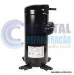 COMPRESSOR SCROLL 5.0 HP 220V 60HZ 3F R22 SANYO CSB373H6B