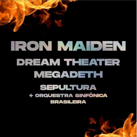Excursão - Iron Maiden (Dia do Metal) - Rock in Rio 2022