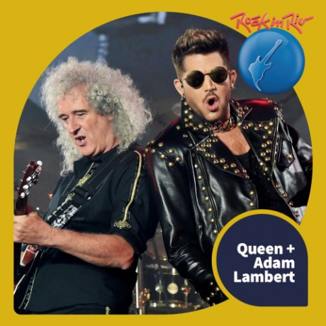 Excursão - Queen + Adam Lambert no Rock in Rio 2022