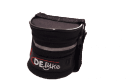 Mini bag (bolsa) selim De Bike / Bicicleta