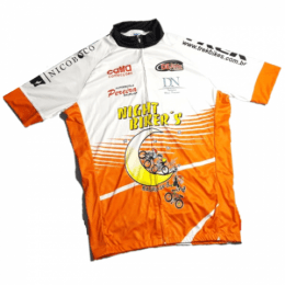 Camisa De Bike Night Bikers - Bicicleta / Bike