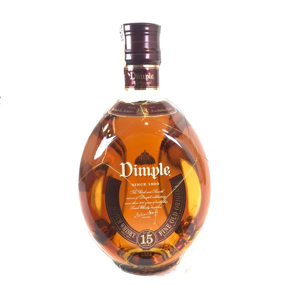 Whisky Dimple 15 Anos Golden Selection 1L