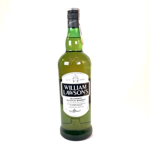 Whisky William Lawsons 1L